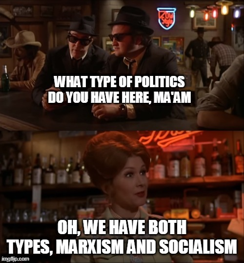 Marxism and Socialism