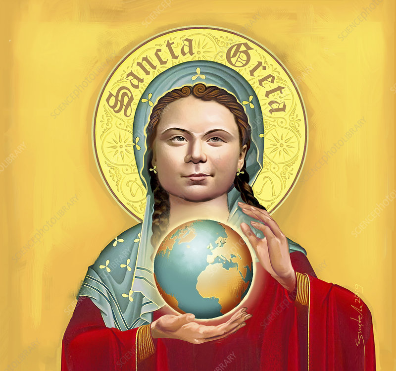 St. Greta