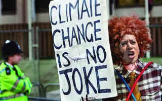 Kamala Climate Clown