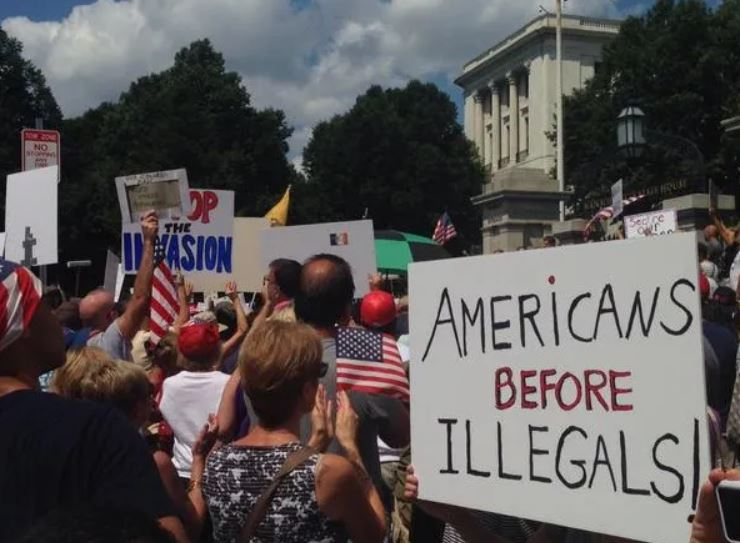 Americans before illegals