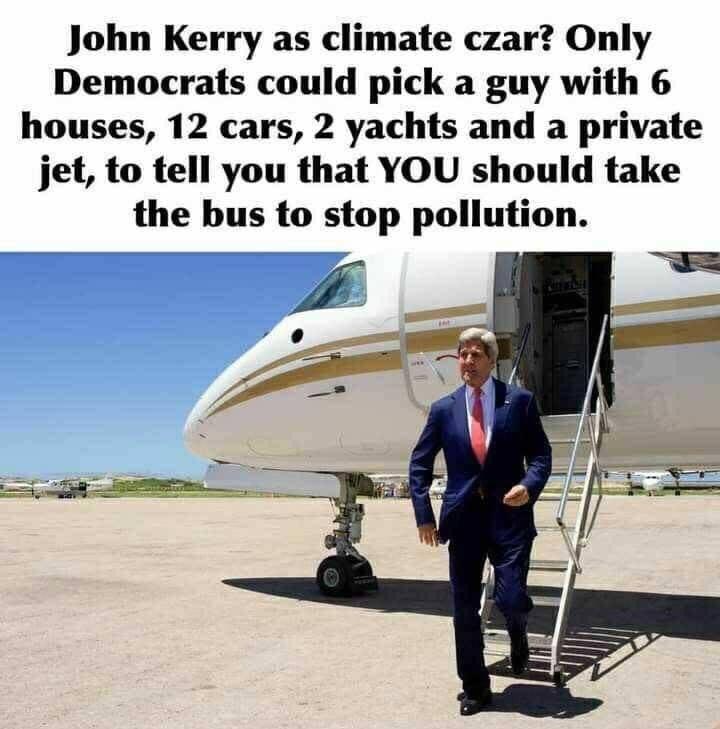 John Kerry climate
